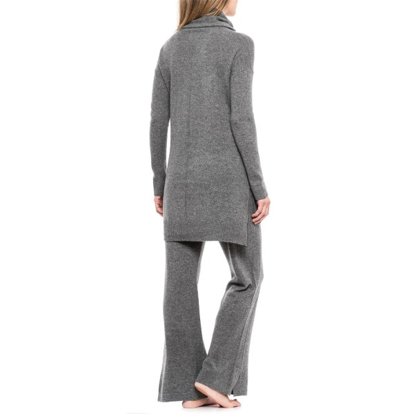 Cynthia Rowley Cashmere Sweater And Pants Lounge Set