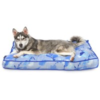 Cynthia Rowley Ever Blossoms Rectangle Dog Bed - 28x40 ...