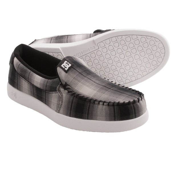 DC Shoes Slip-Ons