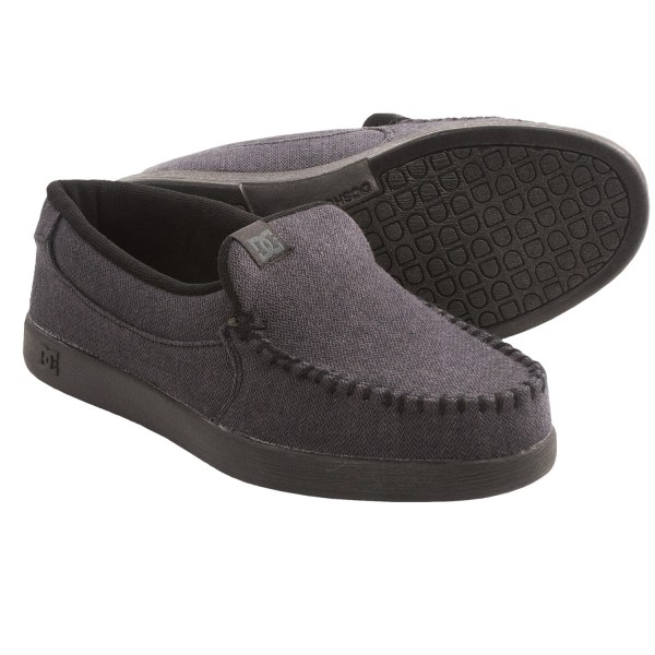 Dc Shoes Villain Tx - Slip-ons Men Save 30