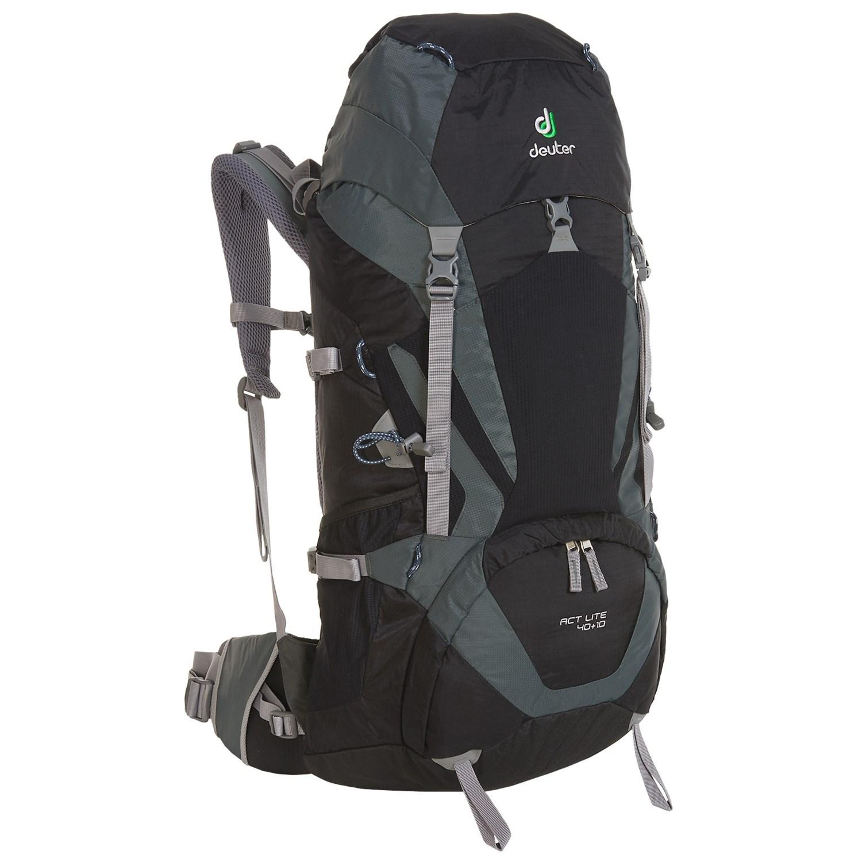 8af8b3551e245 √ Deuter ACT Lite 40+10 Backpack