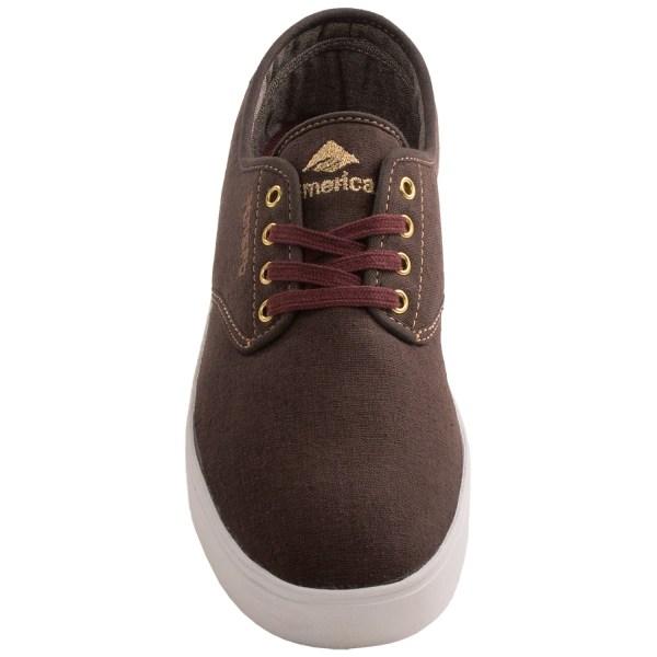 Emerica Laced Leo Romero Shoes Men 8276r - Save 54