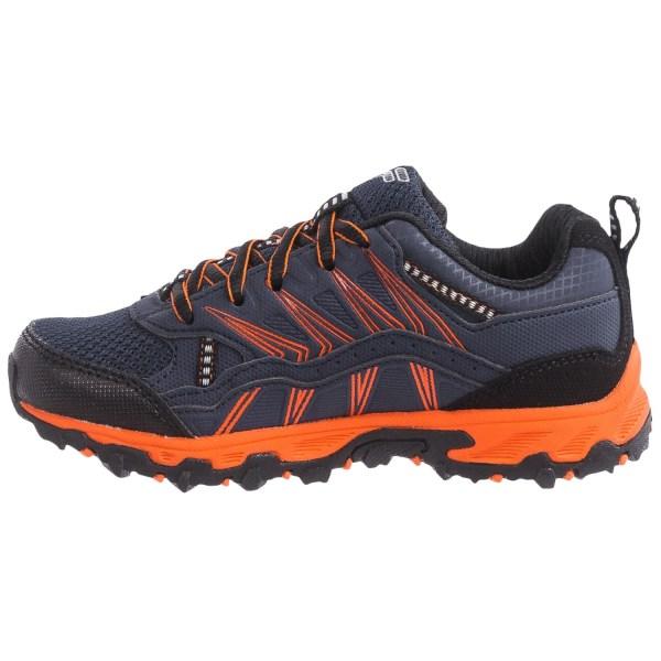 Fila Peake 16 Hiking Shoes Little And Big Boys