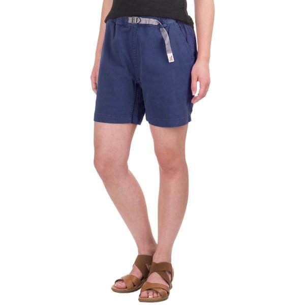 Gramicci Original Orphia Twill Shorts Women - Save 32