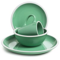 Home Essentials Dinner Plates - 10, Set of 4 - Save 75%
