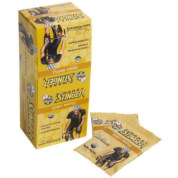 Honey Stinger Organic Energy Waffle - Box Of 16