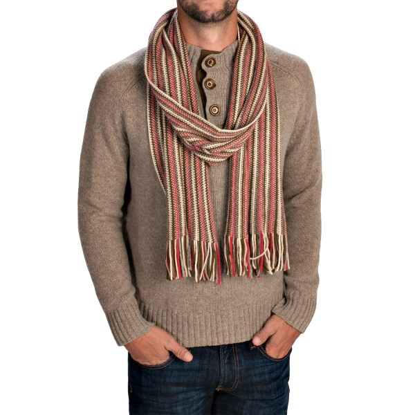 Johnstons Of Elgin Cashmere Scarf Men And Women