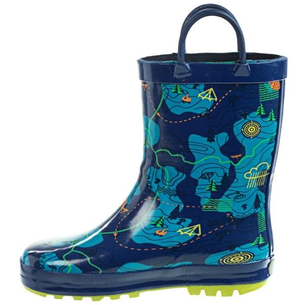 Toddler Rubber Rain Boots