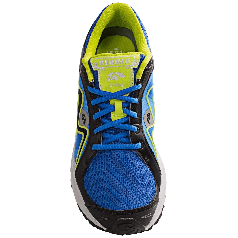 Karhu Strong 4 Fulcrum Ride Running Shoes (For Men) 6622C ...