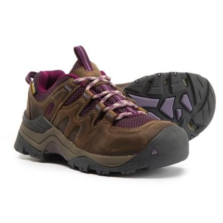 keen kitchen shoes cast iron stove average savings of 48 at sierra gypsum ii hiking waterproof for women in brindle dark purple