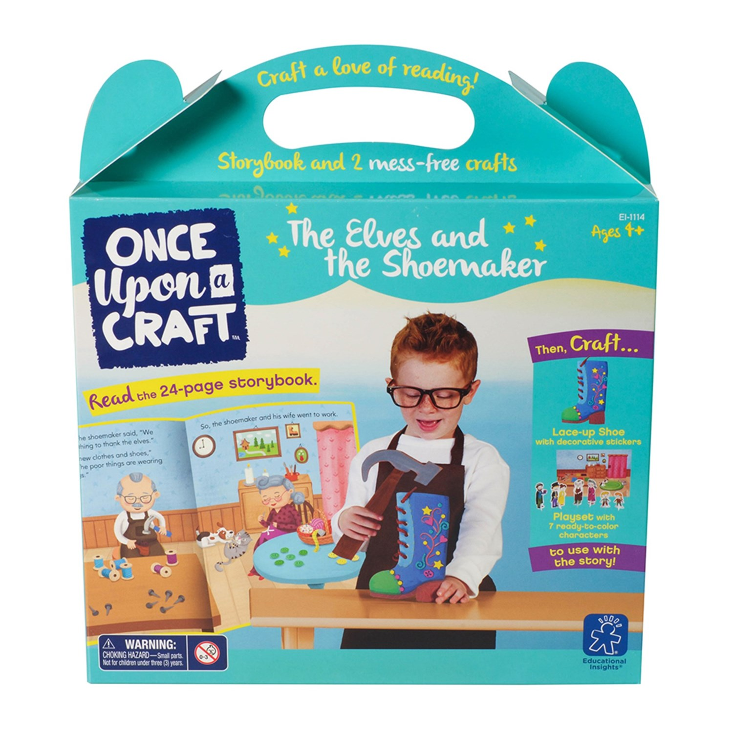 Learning Resources Elves And Shoemaker Once Upon A Craft