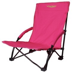 Pink Beach Chair Ikea Covers Perth Lucky Bums Folding Sling Large Save 37