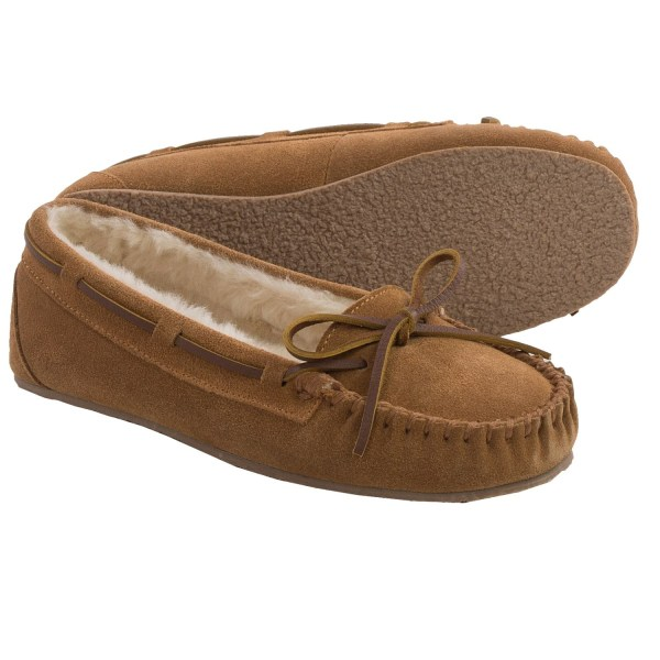 d54bdfd78d1c 20+ Minnetonka Trapper Moccasin Slipper Pictures and Ideas on STEM ...