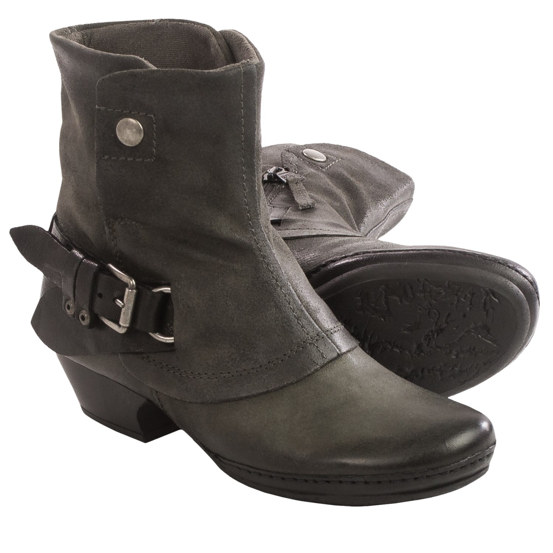 Miz Mooz Evelyn Ankle Boots For Women