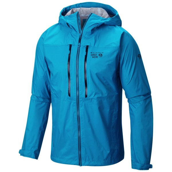 Mountain Hardwear Alpen Plasmic Ion Dry.Q® Evap Jacket ...