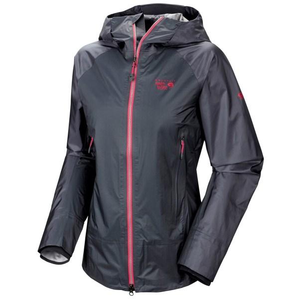 Mountain Hardwear Hyaction Dry.Q® Elite Jacket (For Women)
