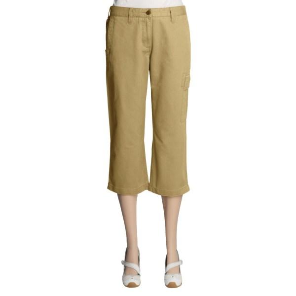 Khaki Cargo Pants Womens With Model
