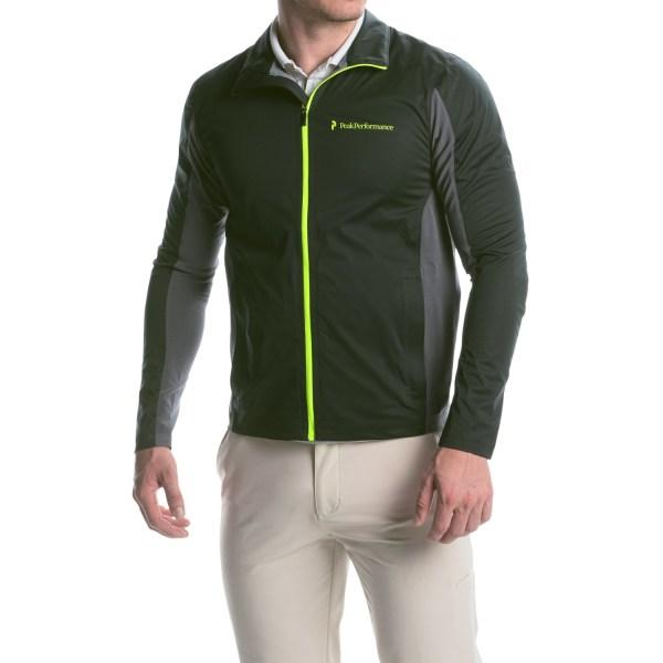 Peak Performance Golf Howick Soft Shell Jacket Men
