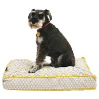 Cynthia Rowley Aztec Rectangle Dog Bed - 28x19 141MY ...