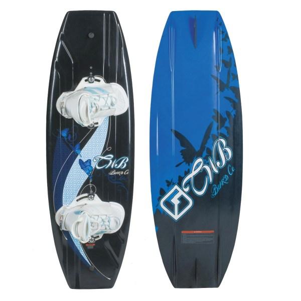 Cwb Board . Lotus Wakeboard Women 2121f - Save 40