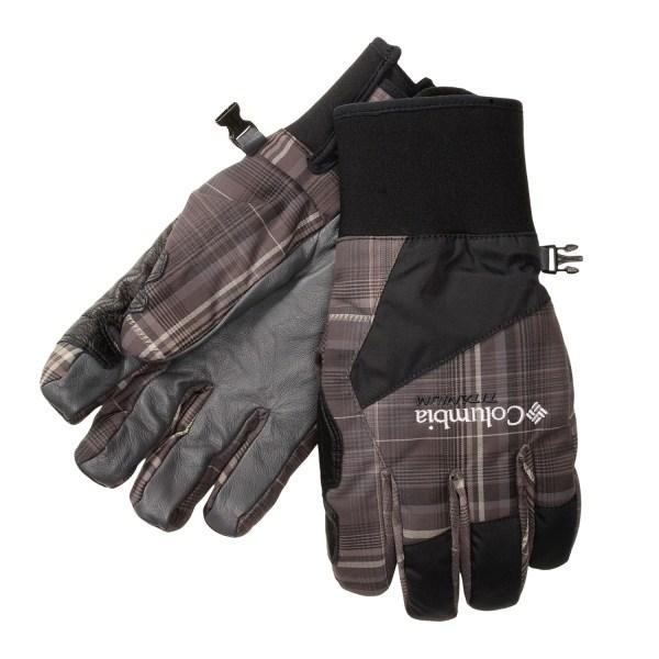 Columbia Sportswear Challenge Gloves For Men 2630D