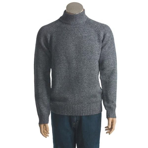 Tse Cashmere Mock Turtleneck Sweater Men 2801w