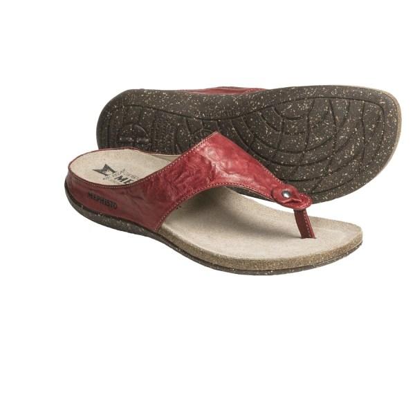 Mephisto Agacia Sandals Women 4248t - Save 30