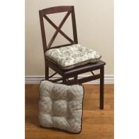 Waverly Rustic Life Reversible Chair Pads - 2-Pack 5120U ...