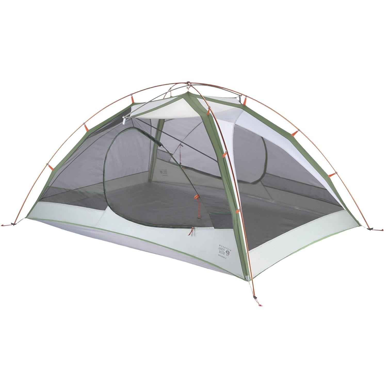 Mountain Hardwear Skyledge 3 Tent With Footprint  sc 1 th 200 & ? Mountain Hardwear Stronghold Tent: 10