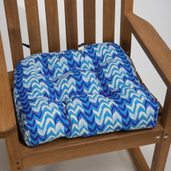 Indoor Outdoor Chair Cushions Royal Furniture Dining Chairs Waverly Uv Treated Cushion 6106n