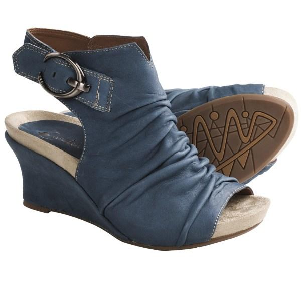 Earthies Bonaire Wedge Sandals Women 6394v - Save 77