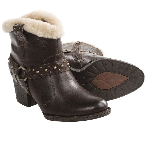 Born Connolly Ankle Boots Women 7075n - Save 33