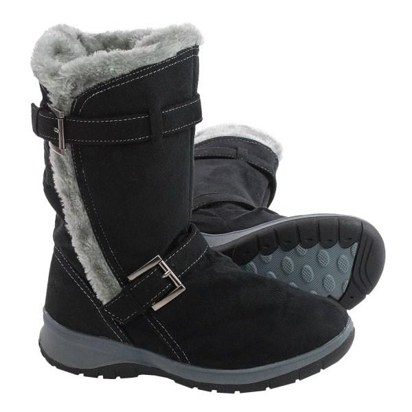 Itasca Heather Apres Ski Boots Women 9074f - Save 72