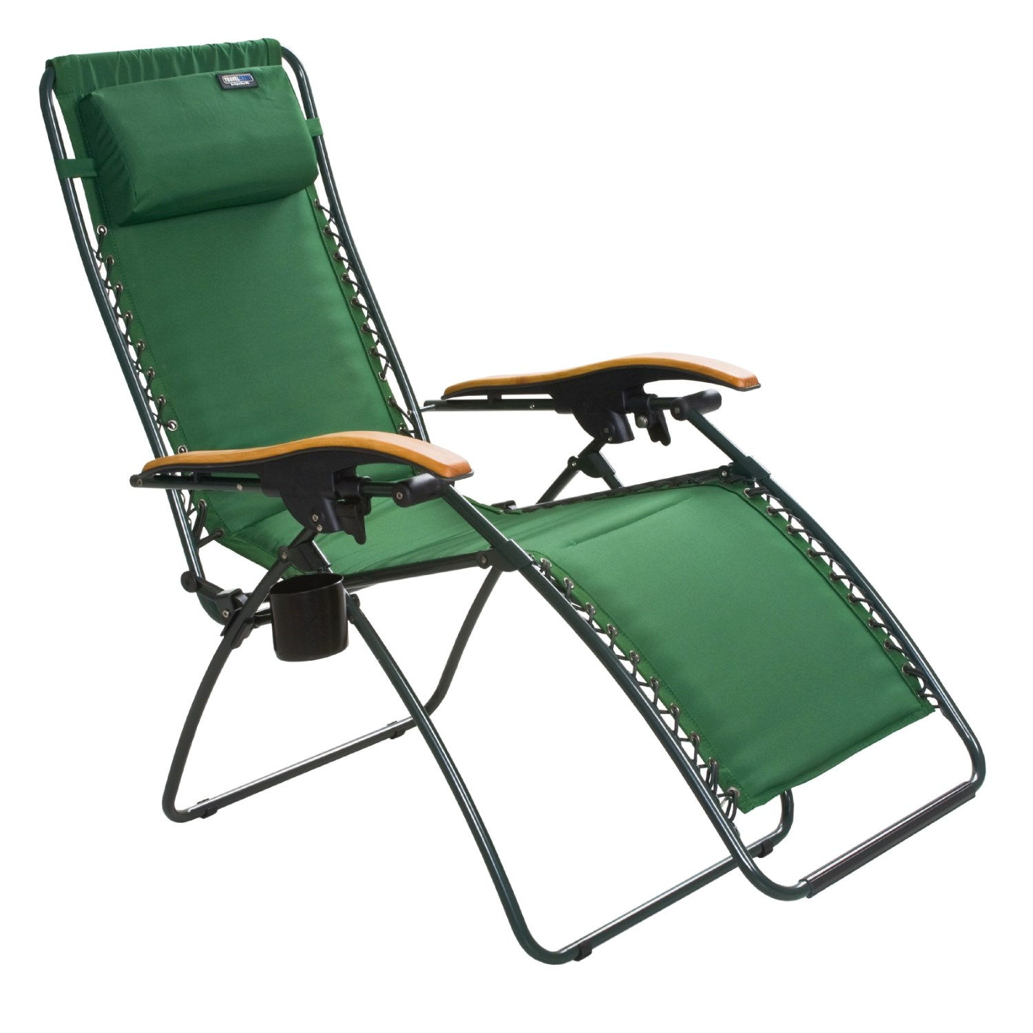 Travel Chair Travel Chair Lounge Lizard Padded Chair Recliner 97879