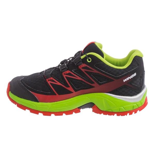 Salomon Wings Trail Running Shoes Big Kids - Save 42