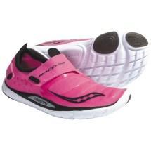 Black Saucony Running Shoes Women
