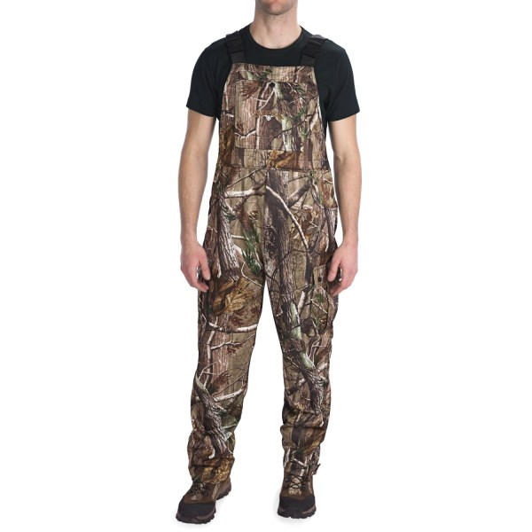 Scent-lok Savanna Carbon Alloy 7-pocket Bib Overalls L Xl