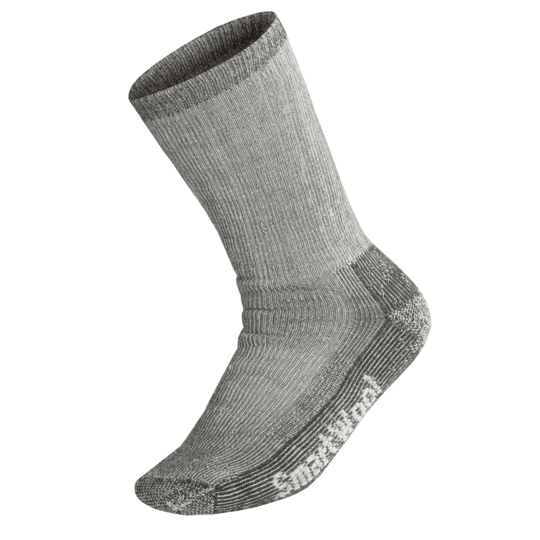 smartwool heavy cushion trekking socks merino wool for men and women in grey p 11650 30 1500 3