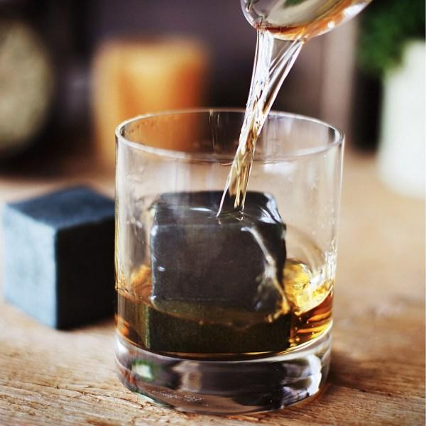 Sparq Soapstone Whiskey Rocks - Set Of 2 - Save 67