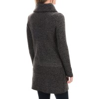 Tahari Shawl Collar Long Cardigan Sweater (For Women ...