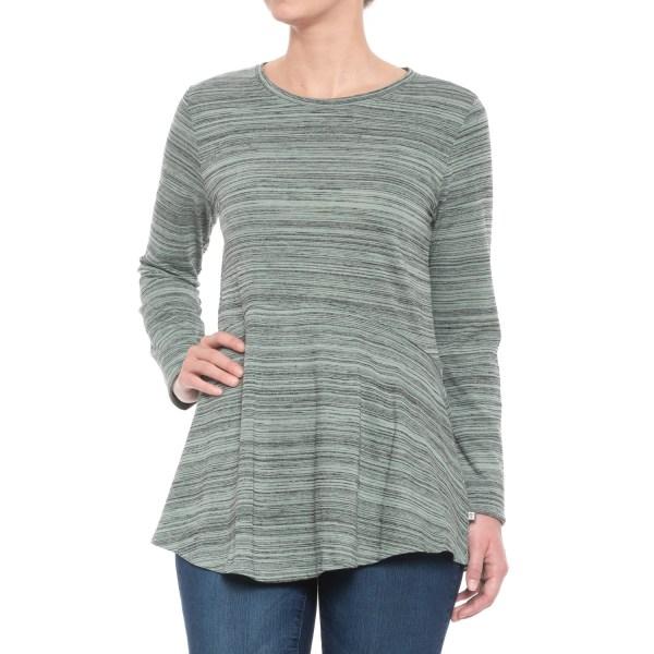 Toad& Imogene Fluid Tunic Shirt Women - Save 28