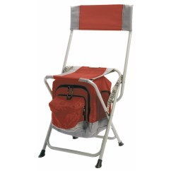 Folding Chair With Cooler Orange Leather Club Travelchair Anywhere Save 50