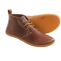 Men's Leather Boots Minimalist