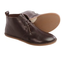 Leather Chukka Boots Men