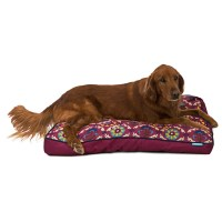 "Waverly Fiesta Medallion Dog Bed - 36x27"" - Save 70%"
