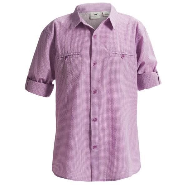 White Sierra Canyon Crest Shirt Little And Big Girls