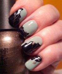 10 Autumn Inspired Nails Designs 2013/2014 - Styleoholic