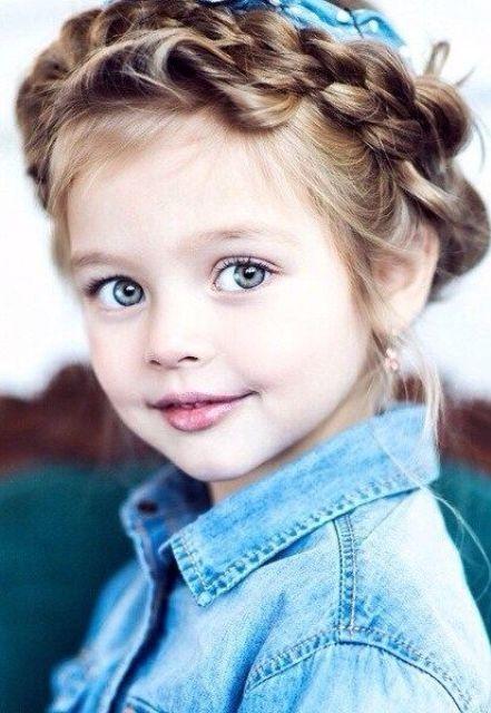 Child Braids Hairstyles