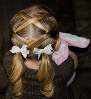 cutest piggy tails hair ideas
