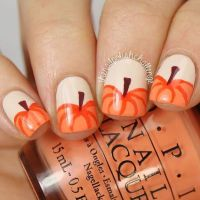29 Cozy And Eye-Catchy Thanksgiving Nails Ideas - Styleoholic
